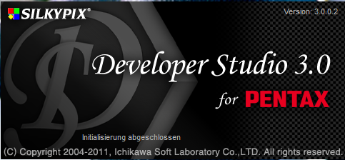 Silkypix Developer Studio 3.0