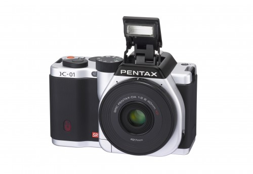 Pentax K-01 (Quelle: Pentax)
