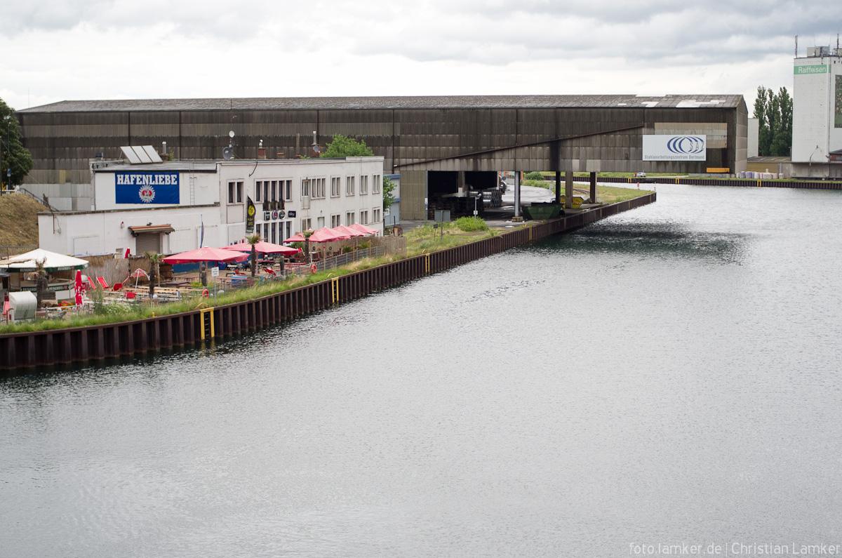 Hafenbecken Dortmund