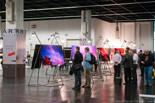 Fotoausstellung in Halle 5