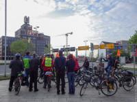 Politische Radtour zur Kommunalwahl