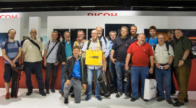 DFN goes Photokina 2016